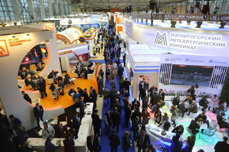 """AST Group"" Took Part In ""Metall-Expo"" Exhibition"