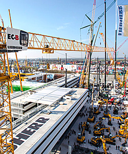 """AST Group"" Participated In Bauma Exhibition In Munich (Germany)"